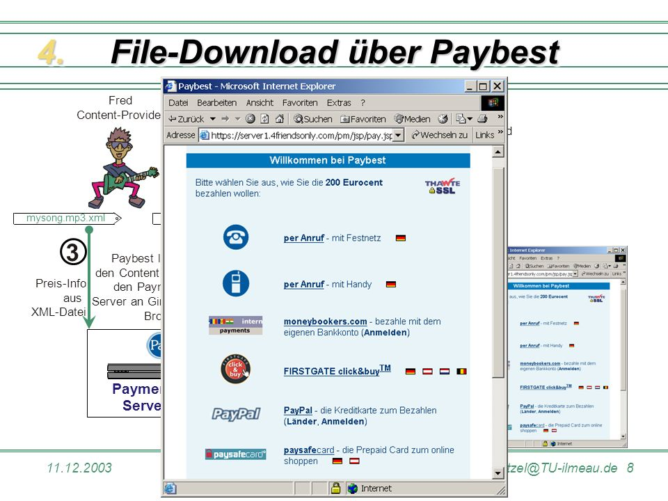 File-Download über Paybest