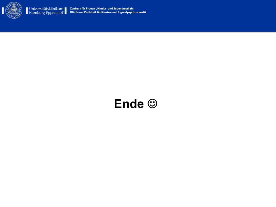 Ende 