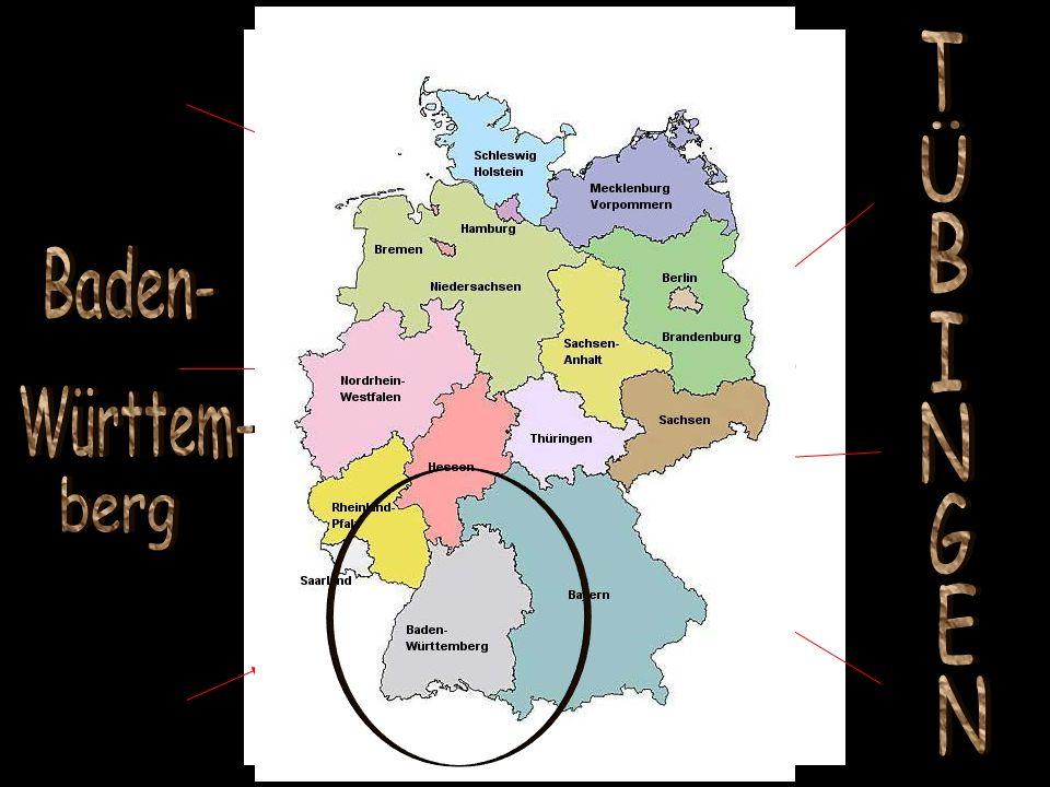 T Ü B Baden- I Württem- N berg G E N