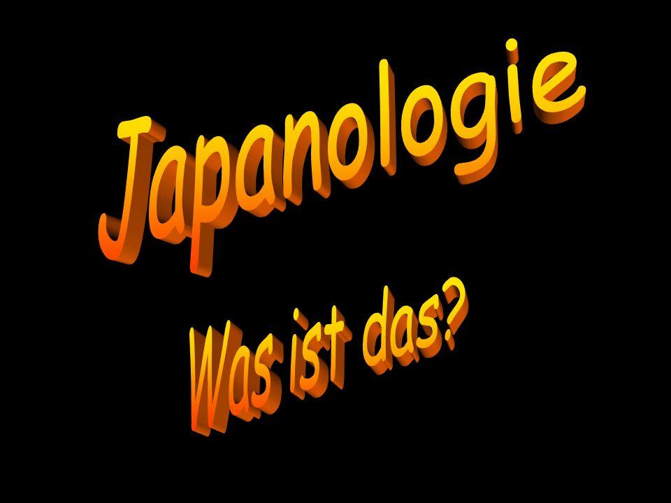 Japanologie Was ist das