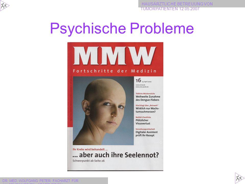 Psychische Probleme