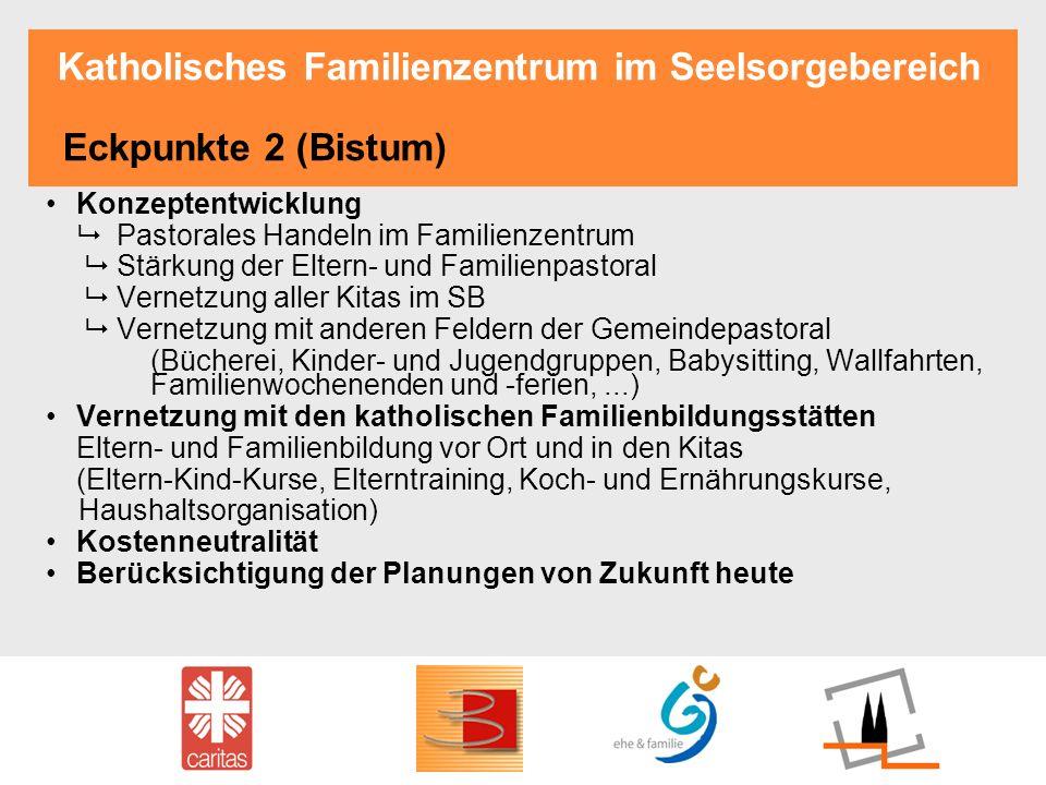 Katholisches Familienzentrum im Seelsorgebereich Eckpunkte 2 (Bistum)