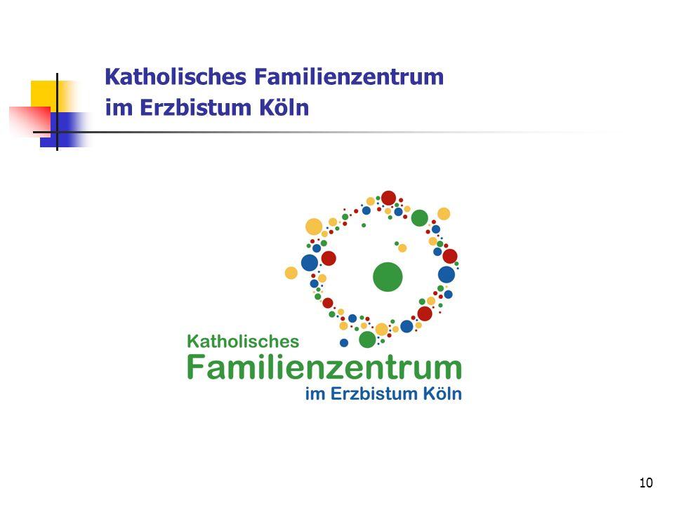 Katholisches Familienzentrum im Erzbistum Köln
