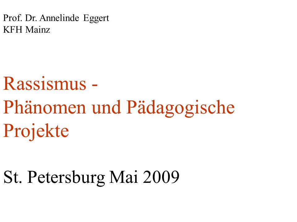 Phänomen und Pädagogische Projekte