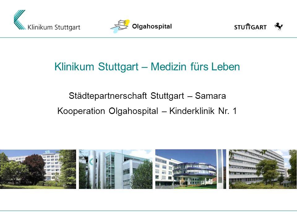 Klinikum Stuttgart – Medizin fürs Leben