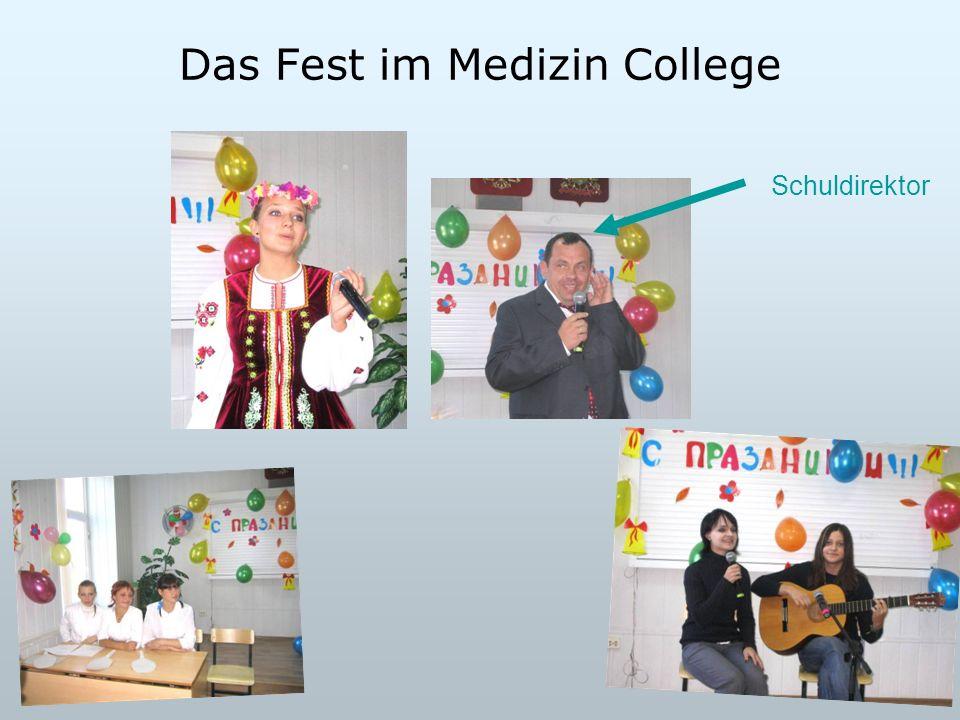 Das Fest im Medizin College