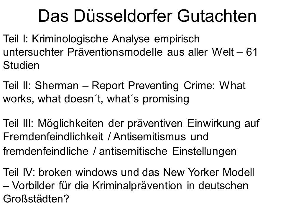 Das Düsseldorfer Gutachten