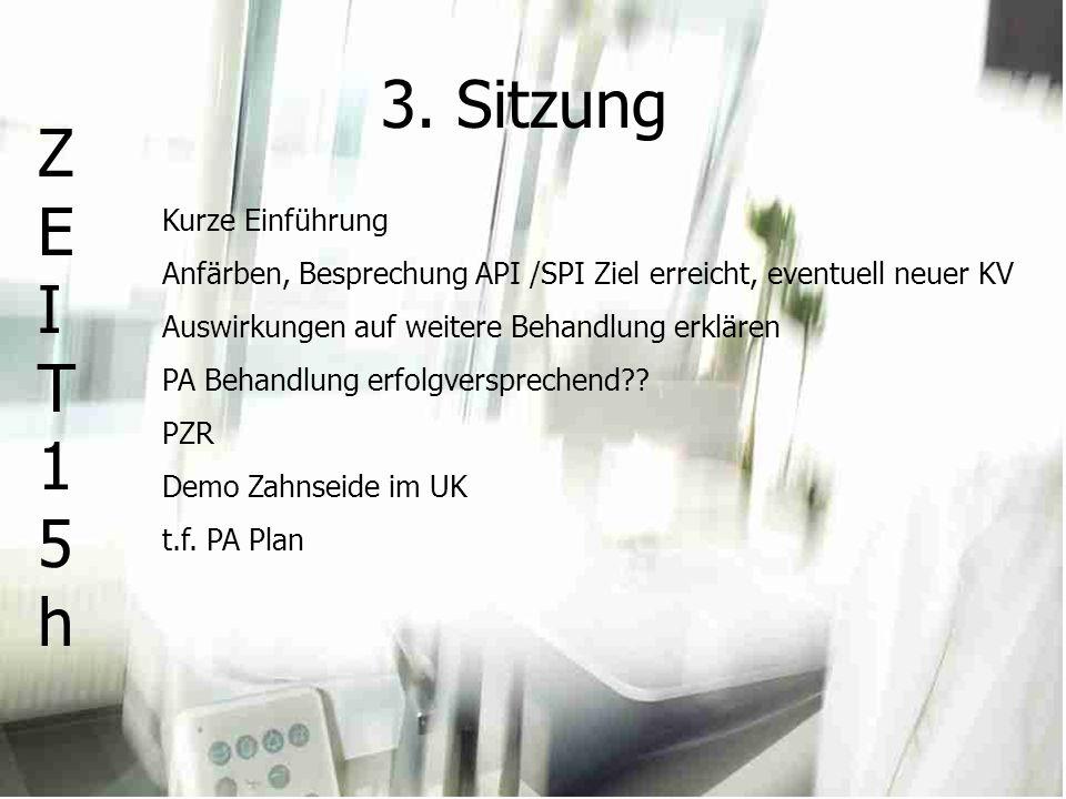 3. Sitzung ZEIT15h Kurze Einführung