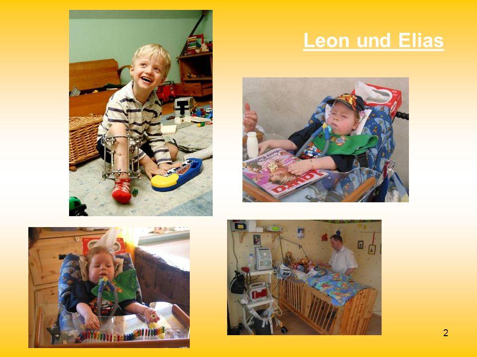 Leon und Elias
