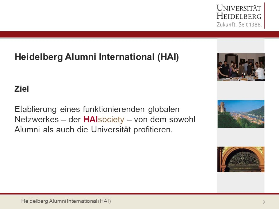 Heidelberg Alumni International (HAI)