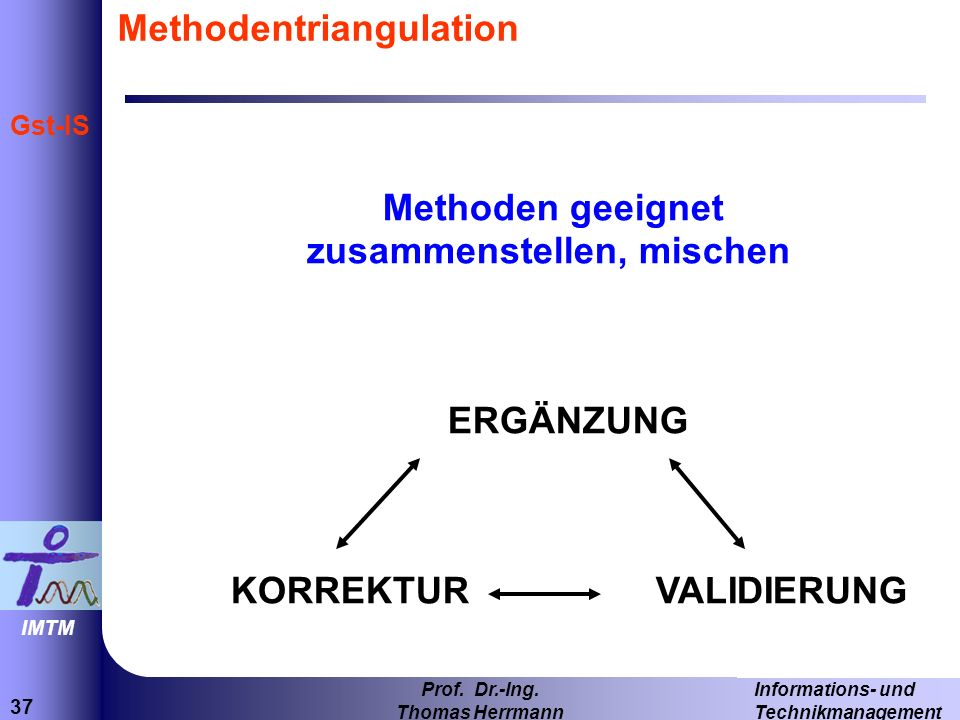Methodentriangulation