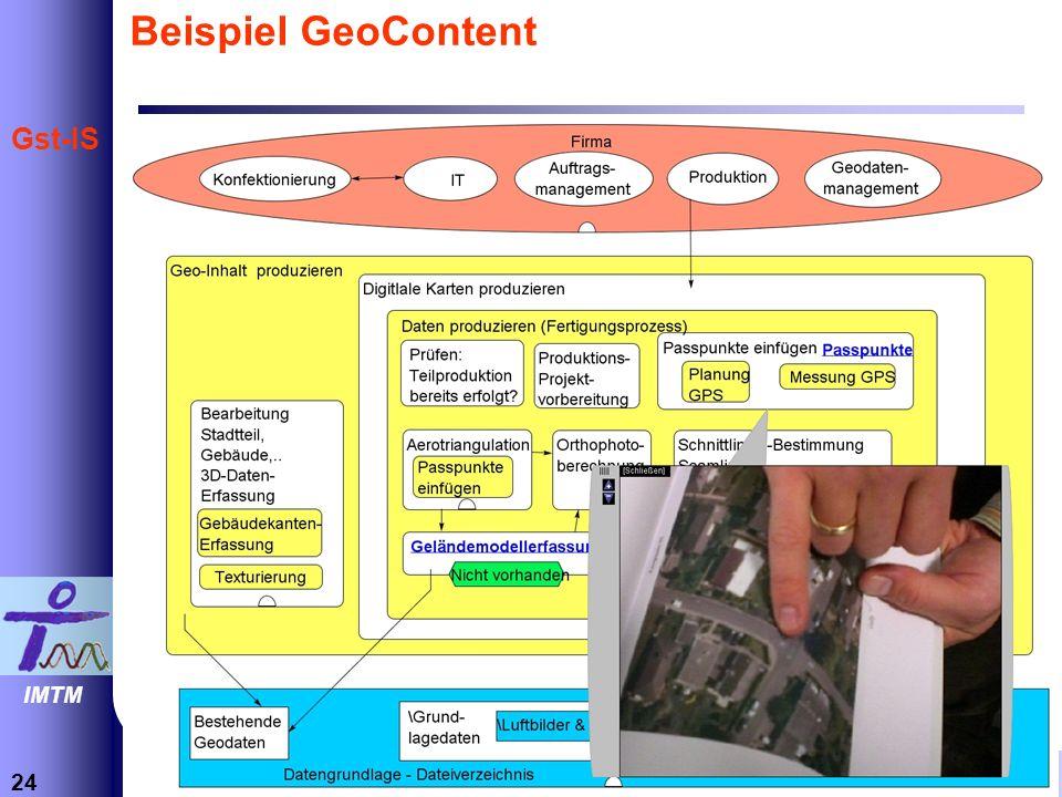 Beispiel GeoContent