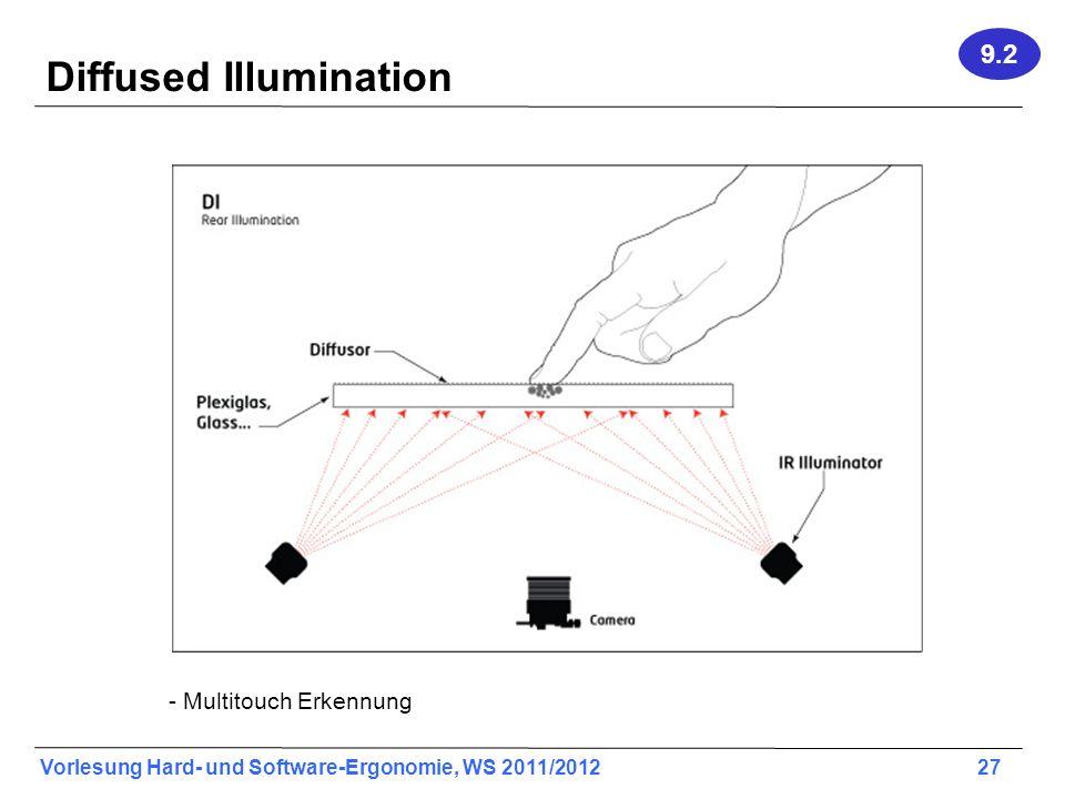 Diffused Illumination