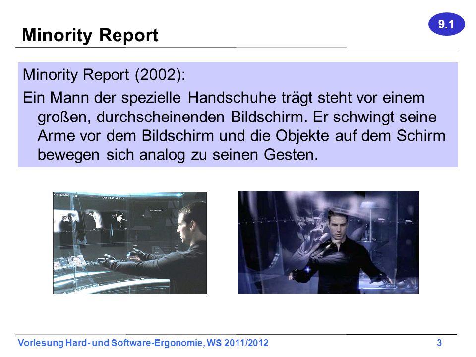 9.1 Minority Report.