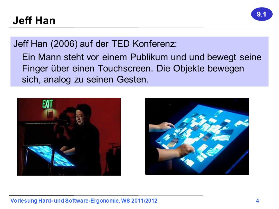 9.1 Jeff Han.