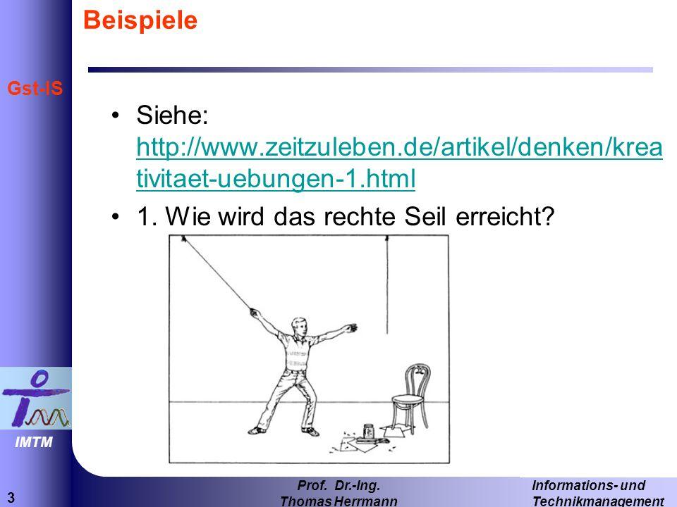 Beispiele Siehe: http://www.zeitzuleben.de/artikel/denken/kreativitaet-uebungen-1.html.