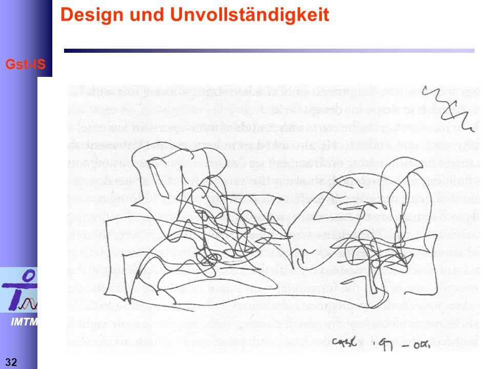 Design und Unvollständigkeit