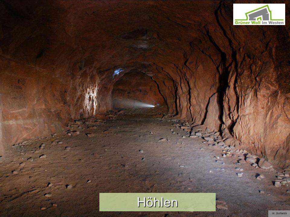 Höhlen W. Stutterich
