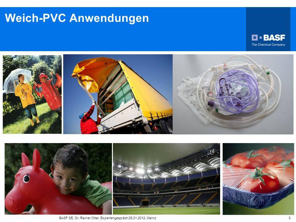 Weich-PVC Anwendungen