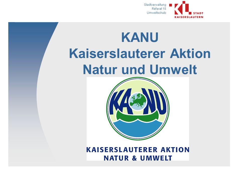 KANU Kaiserslauterer Aktion Natur und Umwelt
