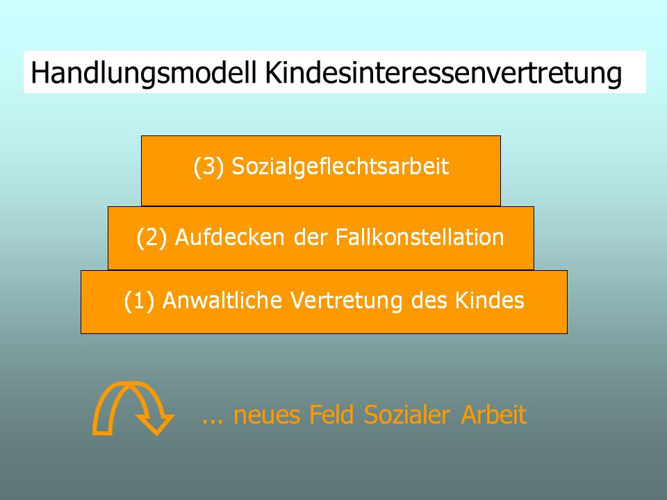 Handlungsmodell Kindesinteressenvertretung
