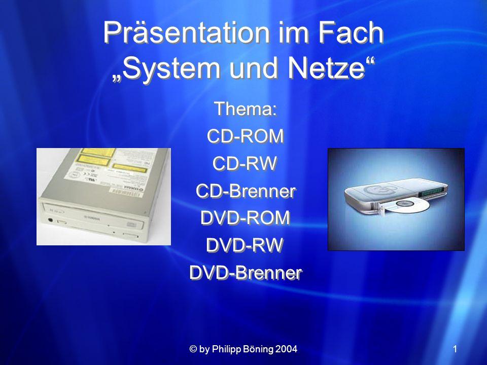 """Präsentation im Fach """"System und Netze"""
