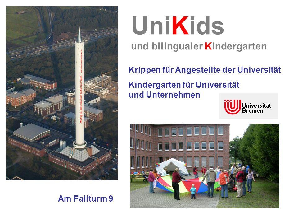UniKids und bilingualer Kindergarten