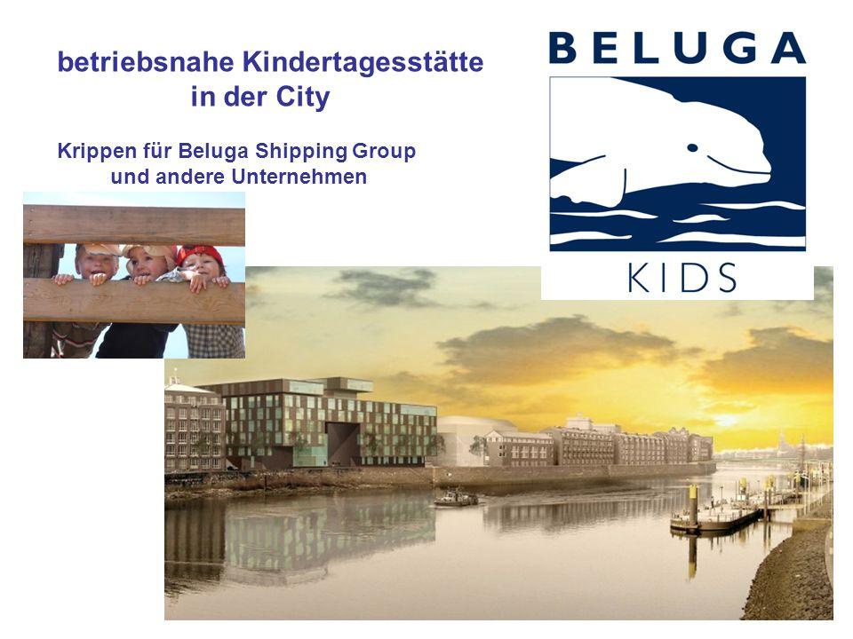 betriebsnahe Kindertagesstätte in der City