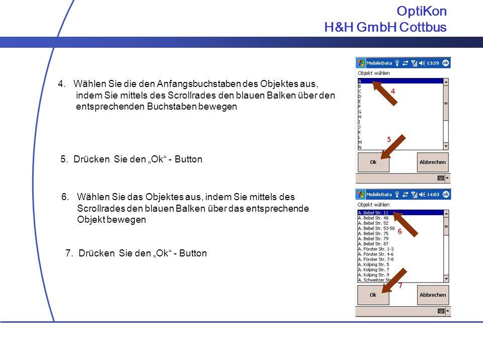 OptiKon H&H GmbH Cottbus