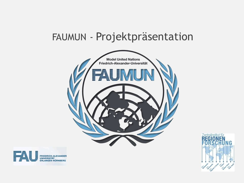 FAUMUN - Projektpräsentation