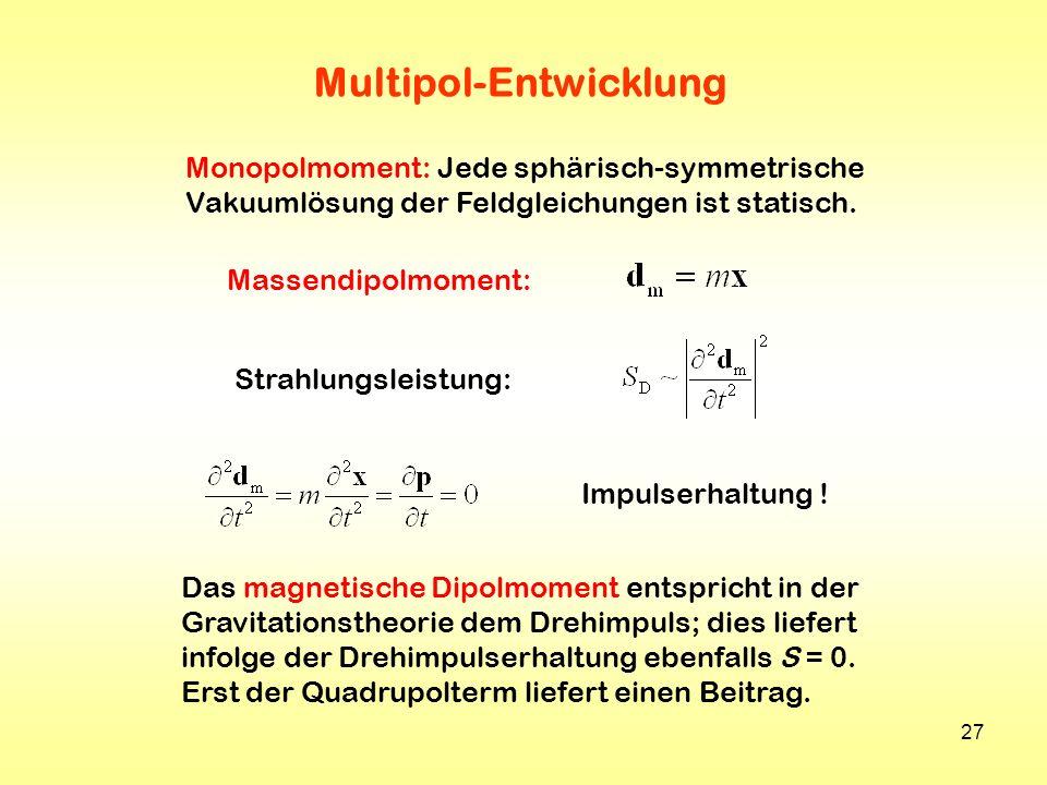 Multipol-Entwicklung