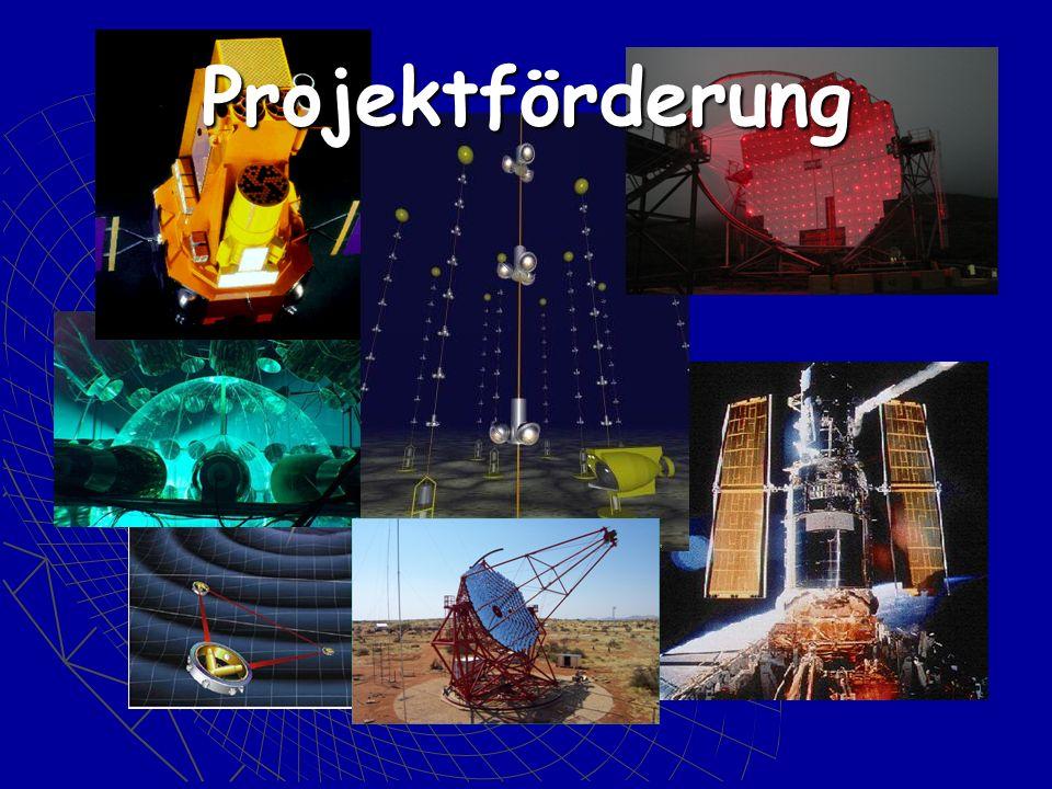 Projektförderung