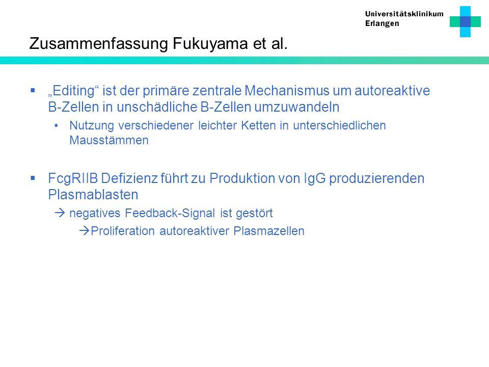 Zusammenfassung Fukuyama et al.