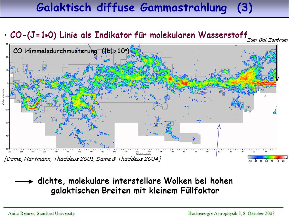 Galaktisch diffuse Gammastrahlung (3)