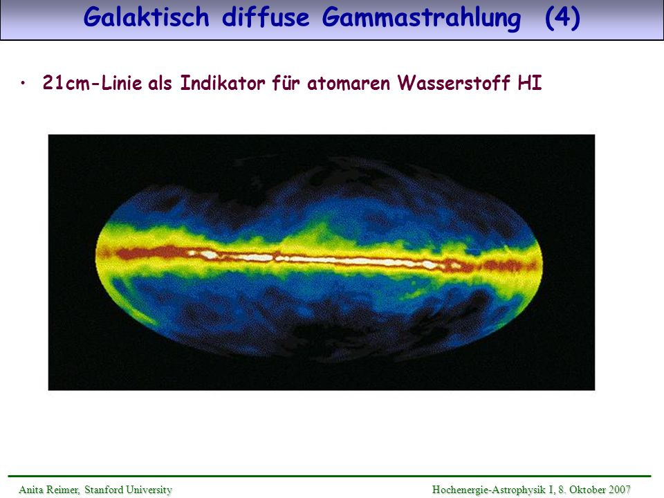 Galaktisch diffuse Gammastrahlung (4)