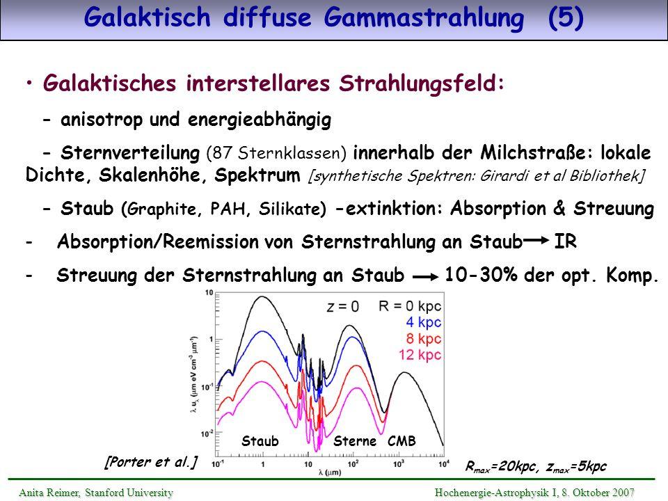 Galaktisch diffuse Gammastrahlung (5)