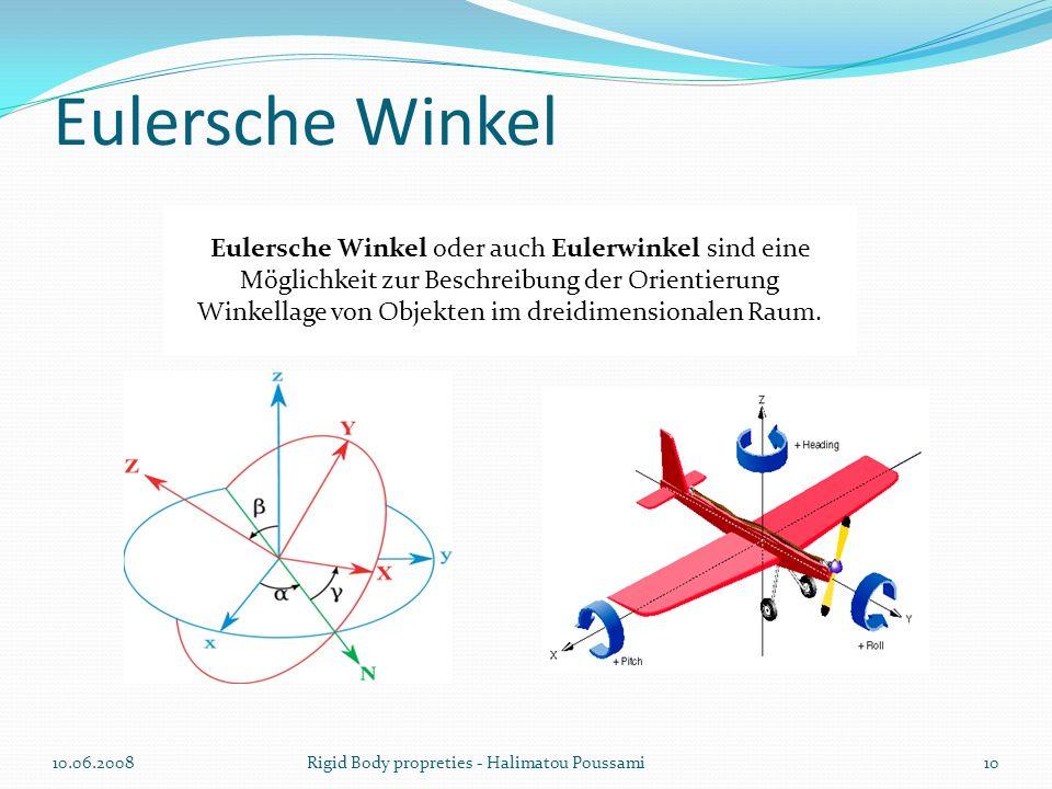 Eulersche Winkel
