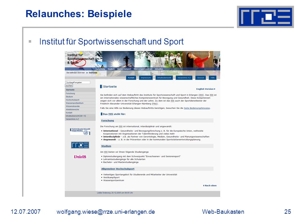 Relaunches: Beispiele