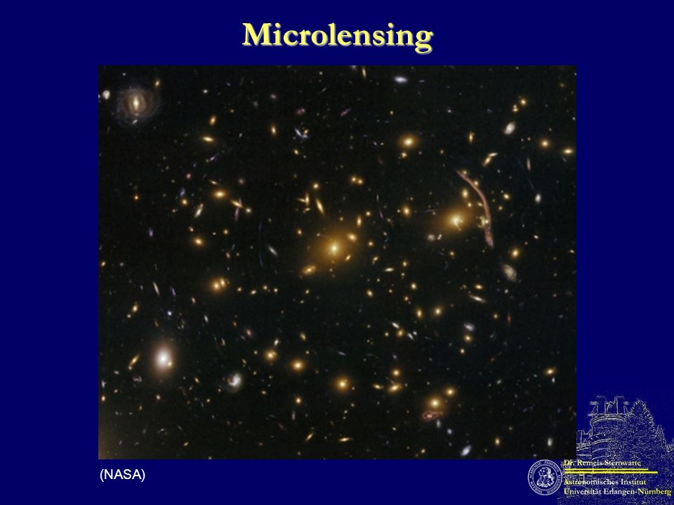 Microlensing (NASA)