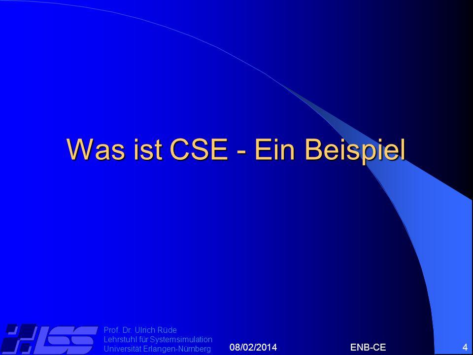 Was ist CSE - Ein Beispiel