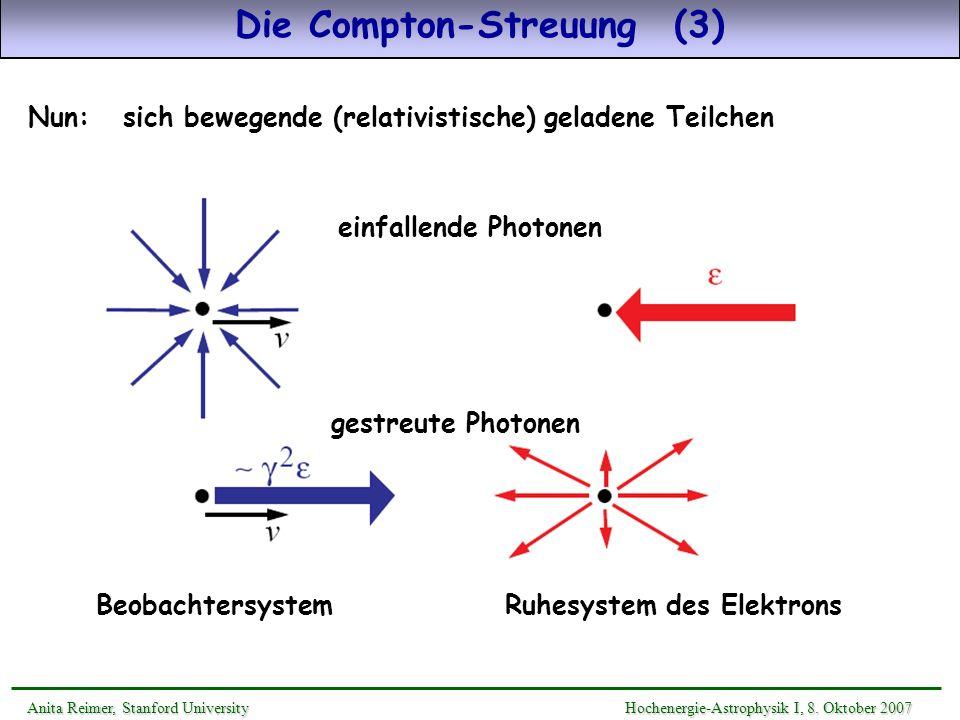 Die Compton-Streuung (3)