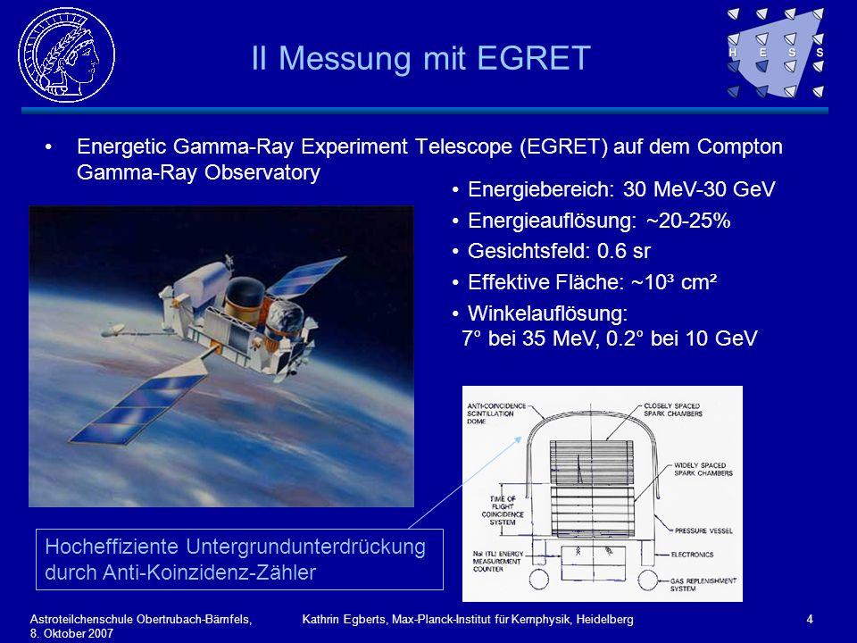 Kathrin Egberts, Max-Planck-Institut für Kernphysik, Heidelberg