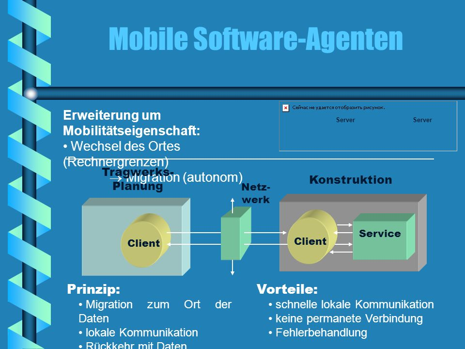 Mobile Software-Agenten