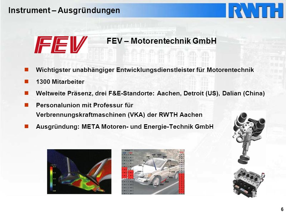 FEV – Motorentechnik GmbH
