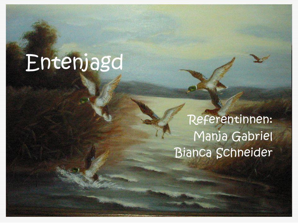 Referentinnen: Manja Gabriel Bianca Schneider