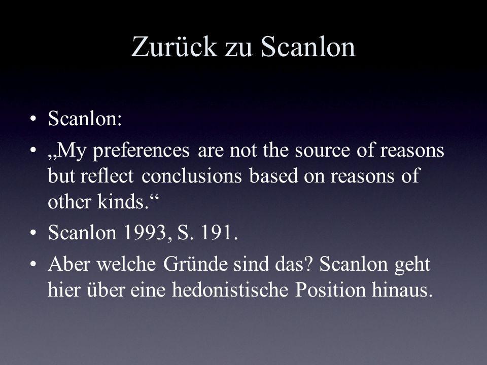 Zurück zu Scanlon Scanlon: