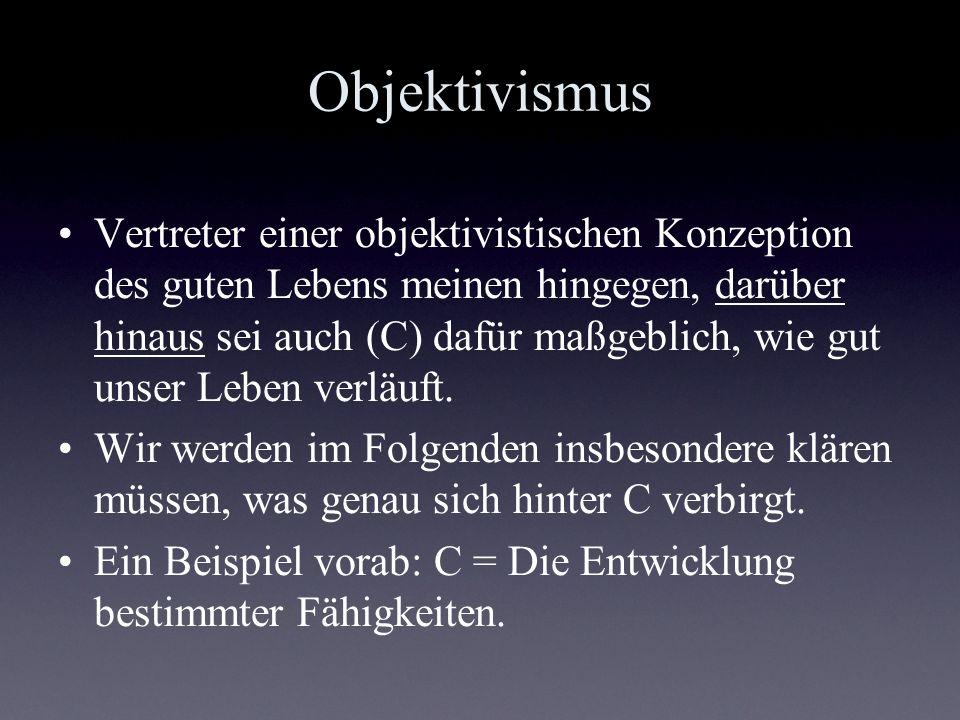 Objektivismus