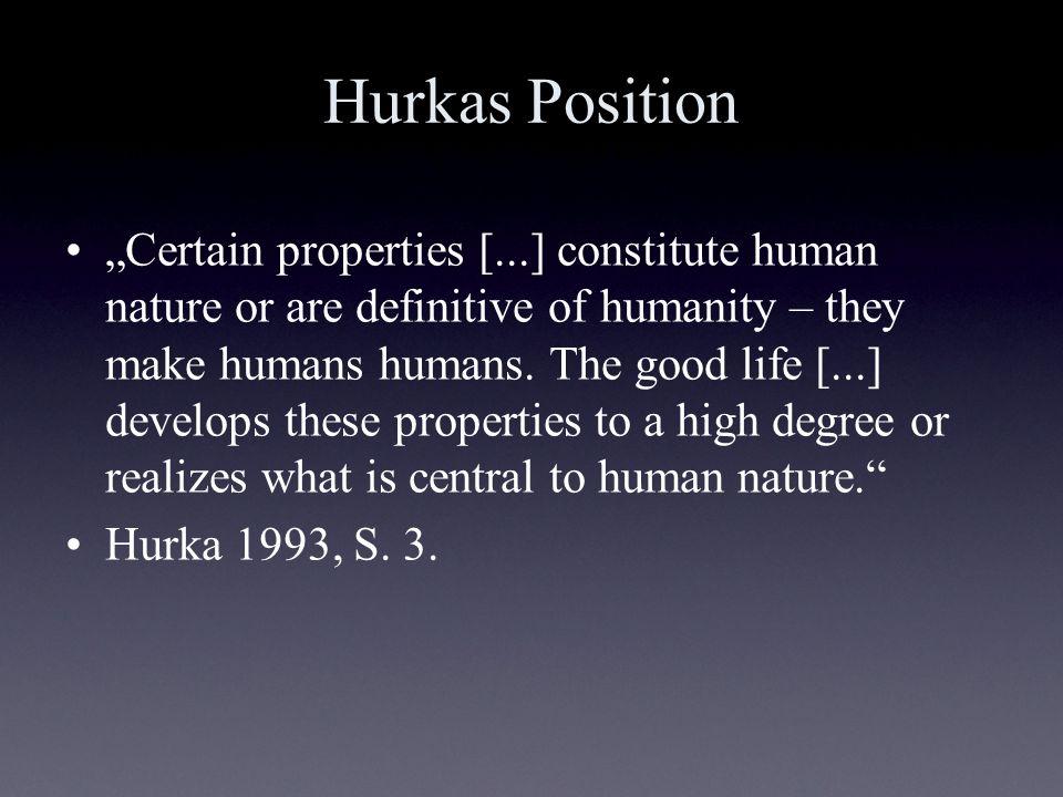 Hurkas Position