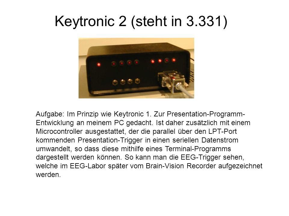 Keytronic 2 (steht in 3.331)