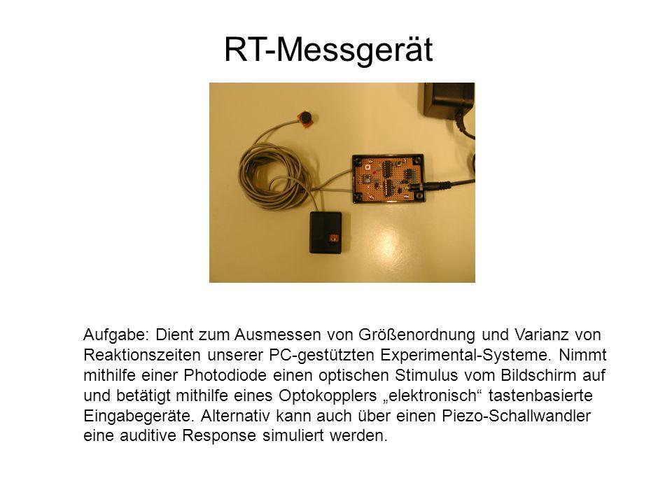 RT-Messgerät